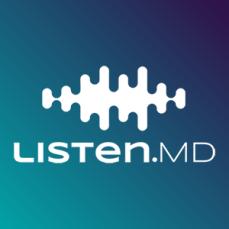 Listen.MD-logo-dark - Patrick Leonard